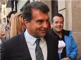 Laporta phải đền bù 29 triệu euro thua lỗ cho Barca