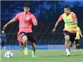TRỰC TIẾP, U19 HA.GL 0-0 U21 Malaysia: Chào sân thắng lợi (Hiệp 1)