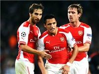 01h45, 23/10 Sân Constant; Anderlecht - Arsenal: 'Bay' giữa bão chấn thương