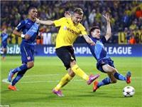 Galatasaray - Borussia Dortmund: Khi trời Âu là lẽ sống