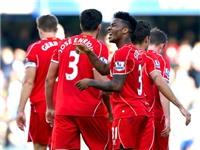Góc nhìn: Liverpool có nên để Sterling đá tiền đạo?