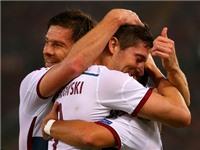 Roma - Bayern 1-7: Một cuộc 'tàn sát' ở thành Rome
