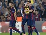 Barca 3-1 Ajax: Người hùng Lionel Messi