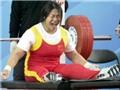 Asian Para Games: Nữ VĐV Trung Quốc 4 lần phá vỡ kỷ lục thế giới trước khi giành HCV