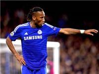 Chelsea chơi tennis, Didier Drogba phục sinh