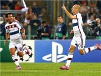 Bayern hủy diệt Roma 7-1: Chinh phục Roma theo cách của Guardiola