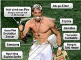 Cristiano Ronaldo: Giá trị của biển quảng cáo biết đi