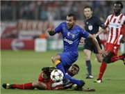 Olympiakos 1-0 Juventus: Kasami khiến 'Bà đầm già' ôm hận