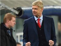 HLV Wenger: 'Tôi đã 'đánh bạc' trong trận gặp Anderlecht'