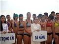 Khai mạc giải bóng chuyền bãi biển toàn quốc 2014