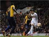 Europa League: Napoli gây thất vọng. Tottenham thắng bằng 'bàn tay nhỏ'