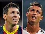 Ronaldo: 'Tôi không đối đầu với Messi mà tôi chống lại cả Barca'