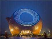 """Trung Quốc tuýt còi với các công trình kiến trúc """"kỳ dị"""""""