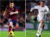 Messi và Ronaldo đã thay đổi vị trí như thế nào?