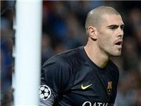 2 tuần sau, Valdes sẽ là người của Man United