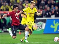 Dortmund - Hannover: Dậy thôi, Dortmund!