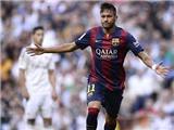 Neymar đi vào lịch sử 'Kinh điển'