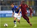Roma lại làm... 'hư' Juve