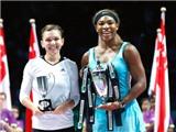 Kết thúc WTA Finals 2014: Điệp khúc Serena Williams