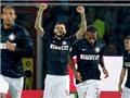 Cesena 0-1 Inter Milan: Icardi giúp Inter giành 3 điểm