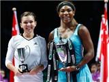 Serena Williams muốn chụp ảnh cùng bại quân Simona Halep