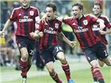 Bonventura lập siêu phẩm, Milan bất bại trận thứ 6