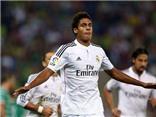 Varane lập cú đúp, Chicharito lại ghi bàn, Real Madrid đại thắng 4-1 ở Cúp nhà Vua