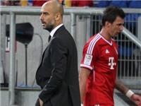 Mario Mandzukic: 'Pep Guardiola thiếu tôn trọng tôi'