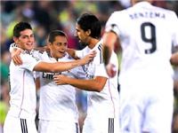 Real thắng dễ ở Cúp Nhà vua: Một 'Decima' thu nhỏ