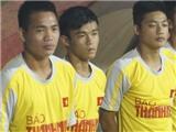 Tiền vệ Nguyễn Thái Sung: 'U19 Việt Nam may mắn vì có bầu Đức'