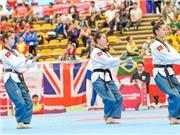 Giải quyền taekwondo thế giới: Châu Tuyết Vân và đồng đội bảo vệ ngôi vô địch