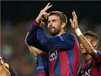 Báo Catalunya đưa tin: Man City, Man United và Chelsea theo đuổi Pique