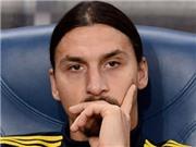 Ibrahimovic lo không đoạt QBV vì không dự World Cup