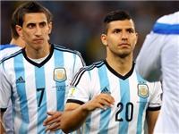 Derby Manchester tràn ngập cầu thủ Nam Mỹ