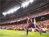 Với Barcelona, phạt góc chỉ để... cho vui