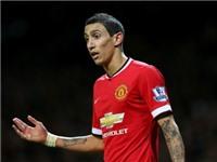 Di Maria: 'Ở derby Manchester, không có chỗ cho tình bạn'