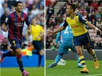 Wenger: Sanchez và Suarez là những chiến binh đường phố