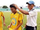 HLV Ngô Quang Trường: 'Tôi chưa nhận lời làm HLV SLNA'
