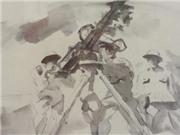 Xem 'Ký họa thời chiến' của Trần Huy Oánh
