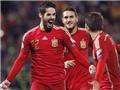 Isco tỏa sáng, Tây Ban Nha thắng dễ Belarus 3-0