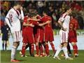 Vicente del Bosque: 'Tây Ban Nha đá điệu đà quá!'