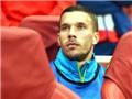 """Khi """"Hoàng tử"""" Podolski không còn là """"con cưng"""""""