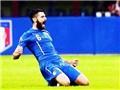Đội tuyển Italy: Trong niềm hy vọng Candreva