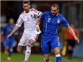 Tân binh Stefano Okaka góp công, Italy thắng tối thiểu Albania