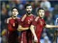Tây Ban Nha khép lại năm 2014 bằng một thất bại: Năm buồn của 'La Roja'