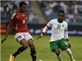 'Siêu phẩm' sút xa với vận tốc 93 km/h của cầu thủ Saudi Arabia