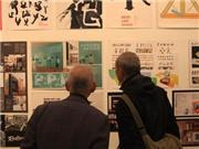 Khai mạc Triển lãm Quốc tế về Đồ họa chữ