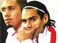 Falcao chắc chắn không ra sân trận Arsenal - Man United