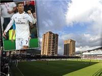 Ronaldo có mức lương cao hơn toàn bộ cầu thủ của Eibar