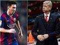 CẬP NHẬT tin tối 21/11: Man United muốn bán Van Persie. Wenger tiết lộ lí do Messi không đến Arsenal